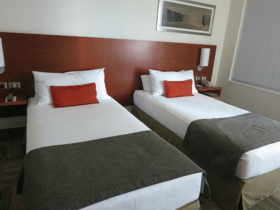 Best Western Premier Marina Las Condes: clean, simple rooms
