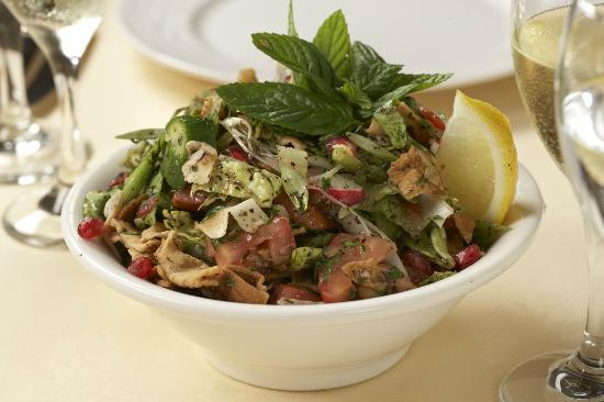 Maroush Express: Fattouch Salad