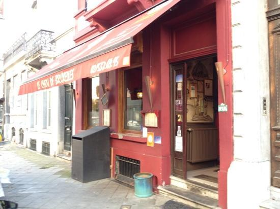 Cosy chou de bruxelles with local colour picture of le chou de bruxelles ixelles tripadvisor - Le chou de bruxelles ...