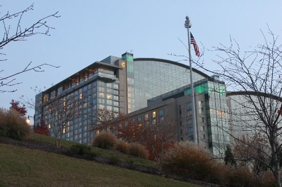 Gaylord National Resort & Convention Center: View of Hotel