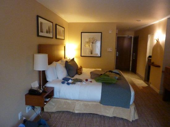 The Heathman Hotel Kirkland: Room with Queen bed