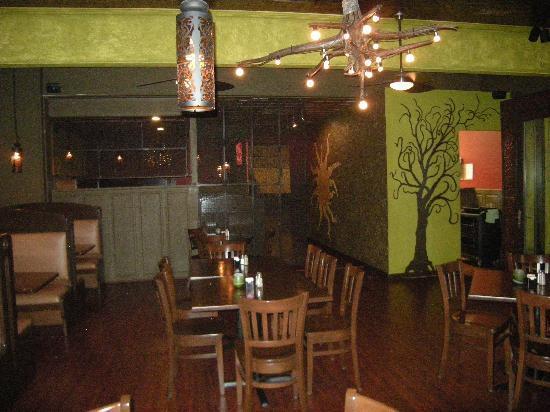 Kaldera Restaurant: Dinning Room