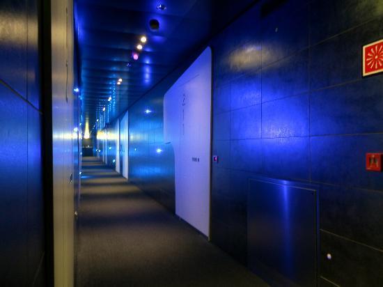 โรงแรมพอยท์อาเรสโซปาร์ค: Corridoio