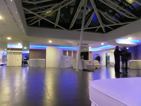 A Point Arezzo Park Hotel: Hall