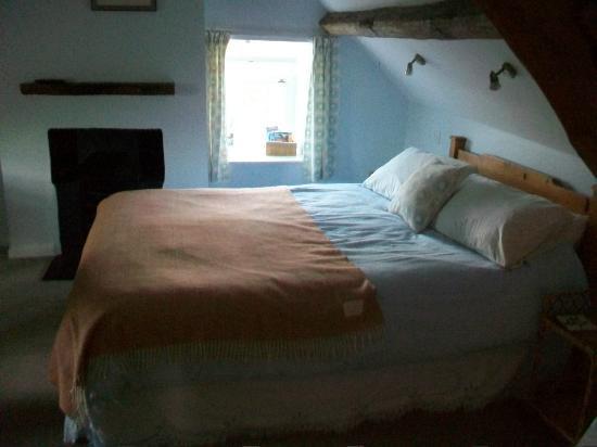 Ty Newydd B & B: Room 3 bed