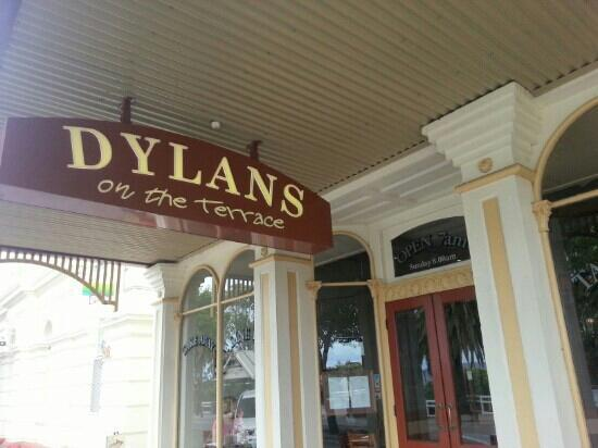 Dylans on the Terrace: Dylan's on the terrace