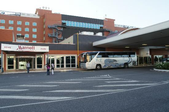 Rome Marriott Park Hotel Roma