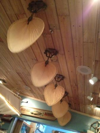 Cool Ceiling Fan System Picture Of Timbers Restaurant
