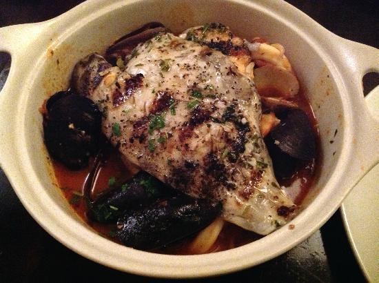 Zupa Di Pesce Picture Of Piazzetta Trattoria Toronto Tripadvisor
