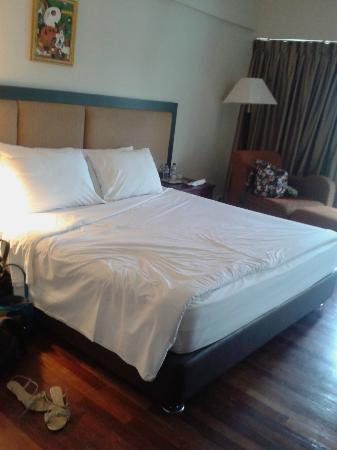 Batam View Beach Resort: the room