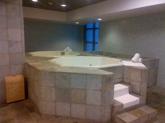 Hotel Camino Real Santa Fe Mexico: Jacuzzi