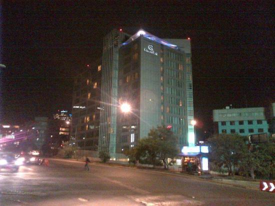 Hotel Camino Real Santa Fe Mexico: Hotel