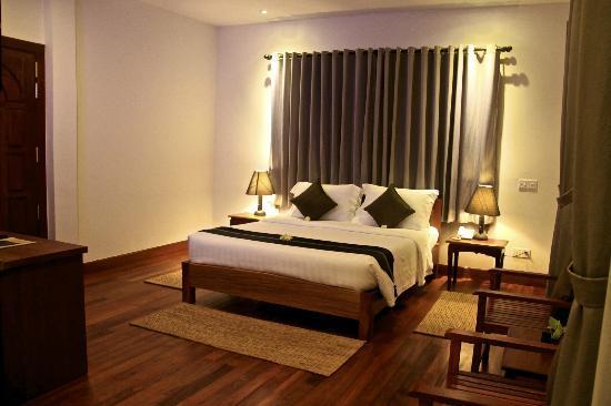 Apsara Centrepole Hotel: Super Deluxe Balcony