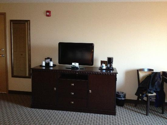 Country Inn & Suites By Carlson, Harrisburg Northeast (Hershey): TV