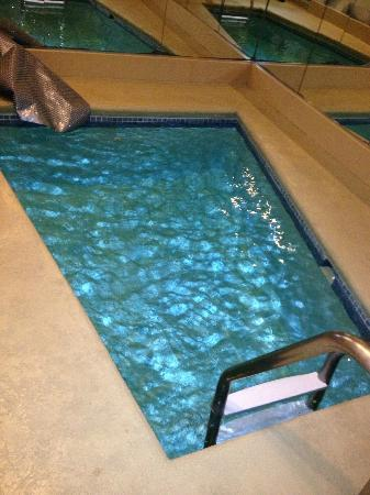 Cove Haven Resort: Room indoor pool