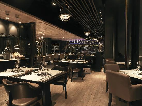 The Okura Prestige Bangkok: Elements Restaurant