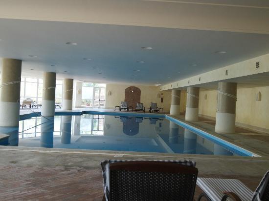 Giardino di Costanza Resort : 室内プール