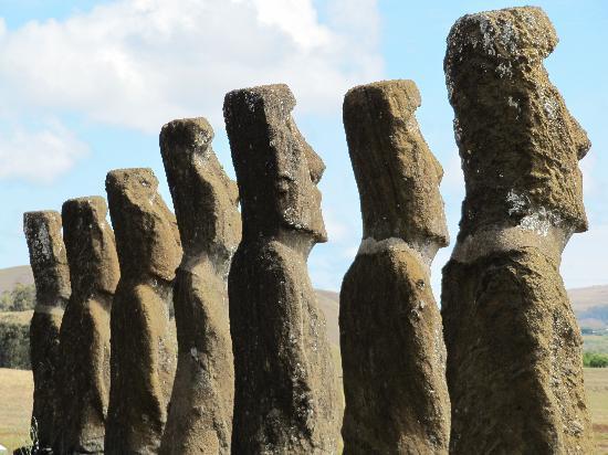 Hotel Altiplanico: Rapa Nui