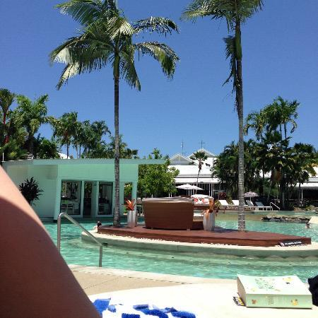 QT Port Douglas: Poolside