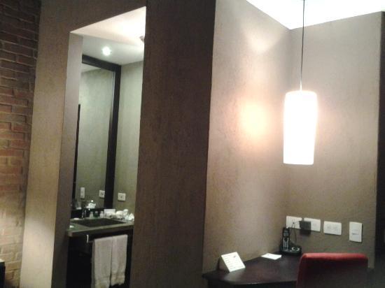 Art Hotel Boutique: toilet