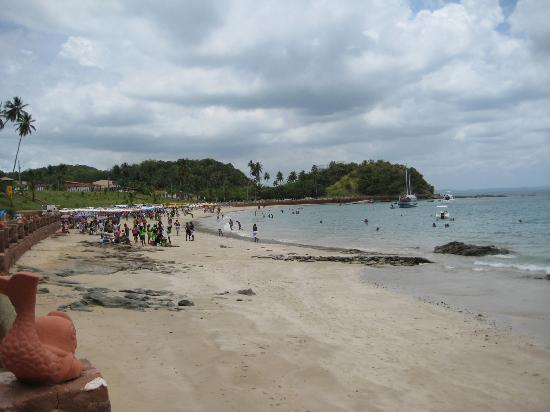 Ilha dos Frades : Frades Island