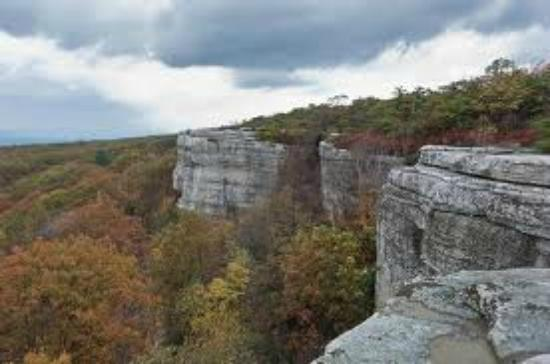Shawangunk Mountains: Sams Point