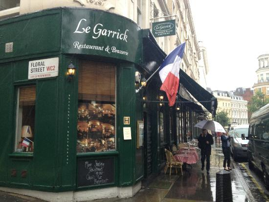 Garrick London Restaurant