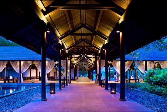 Heavenly Spa by Westin : Heavenly Spa - Entrance