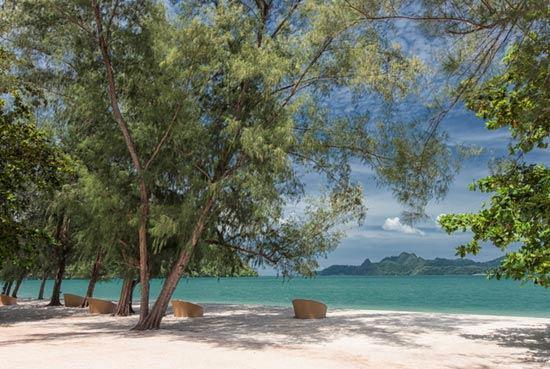 Heavenly Spa by Westin : Heavenly Spa Beach