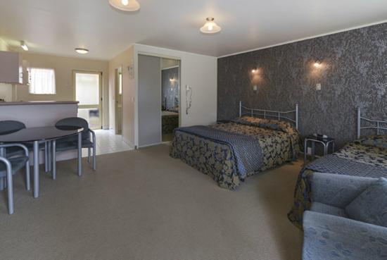 Geneva Motor Lodge: Spa Pool Studio Unit