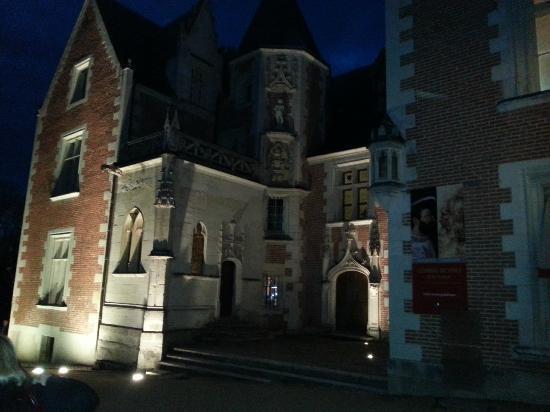Le Chateau du Clos Luce - Parc Leonardo da Vinci: .