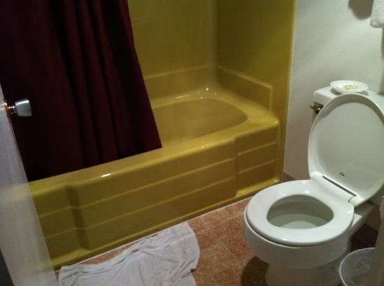 Big Sky Lodge : bathroom