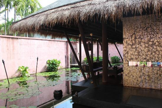 Anantara Bophut Koh Samui Resort: Anantara Spa Area
