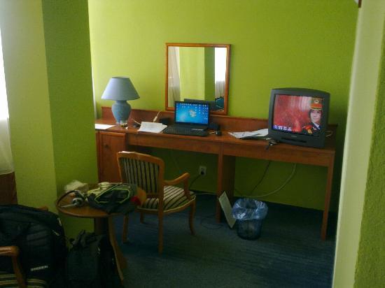 Hotel Hubert Nove Zamky: Room