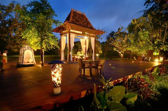 Plataran Canggu Resort & Spa: Dinner & Wedding Venue