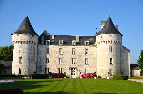 Chateau de Marcay: What a magical place to stay!