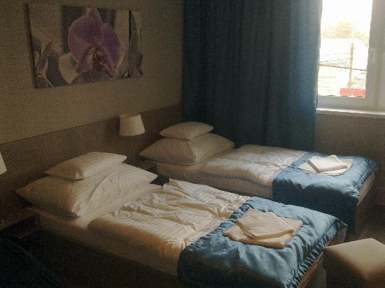 Vitta Hotel Superior Budapest: Beds