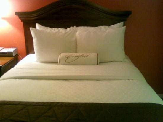 Villas de Santa Fe: Bed