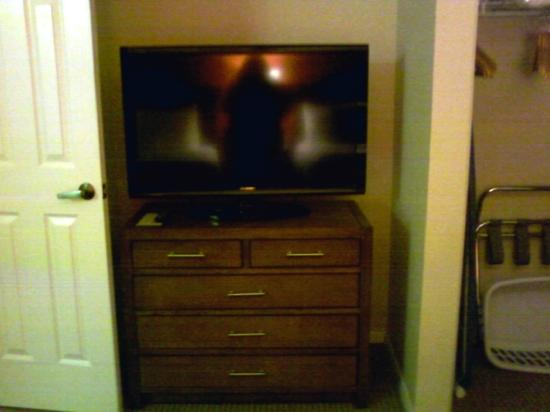 Villas de Santa Fe: Two flat-screen TVs in unit
