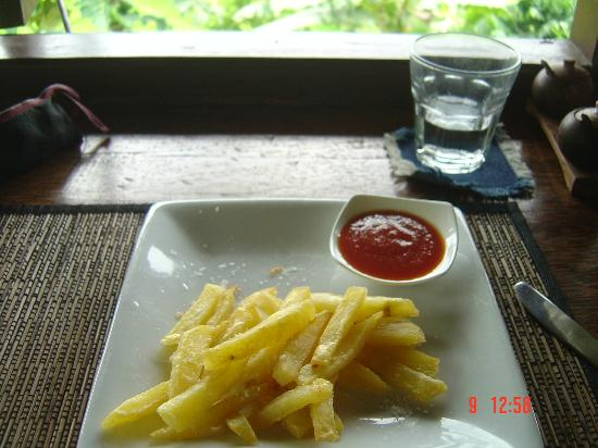 Bali Eco Stay Bungalows: The other weakness!