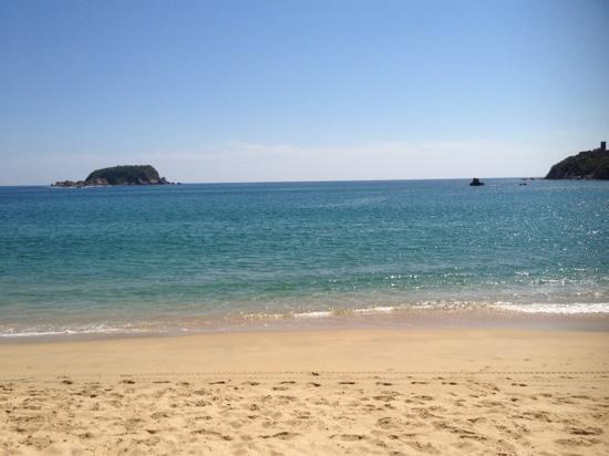 Dreams Huatulco Resort & Spa: Playa del hotel