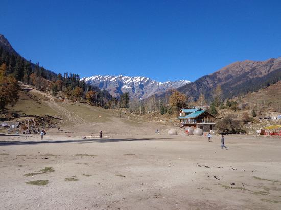 Solang-Nullah: Solang Valley