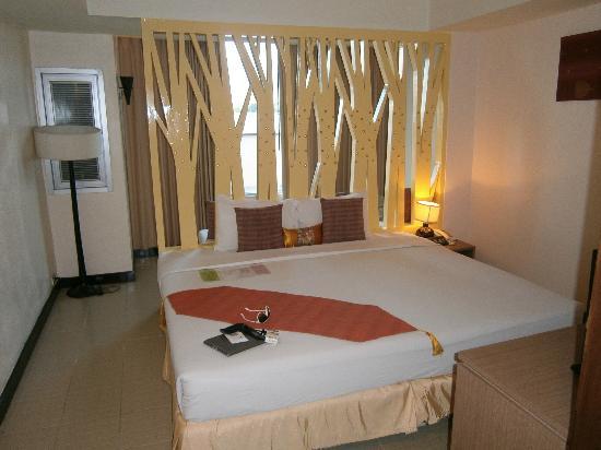 Maninarakorn Hotel: das Upgrade Zimmer