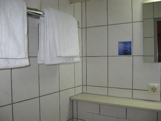 Haus International: Private bathroom