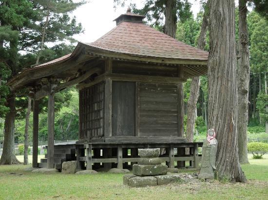 Kanjizaioin Ruins