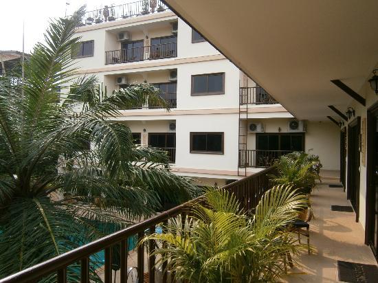 Baan Souy Resort: Ausblick