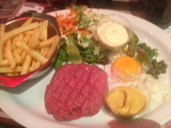 Americain frites a ma facon picture of new pub au bureau wavre