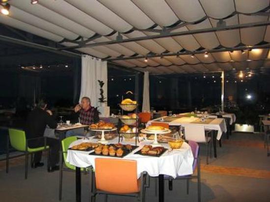 Hotel Arbe: DESAYUNO TEMPRANO
