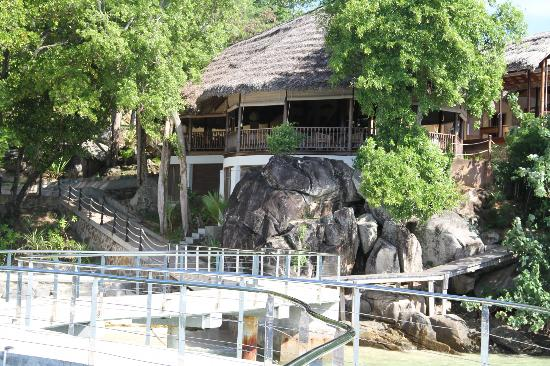 Cerf Island Resort: CERF