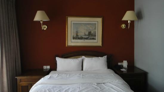 Hotel les Saisons : room
